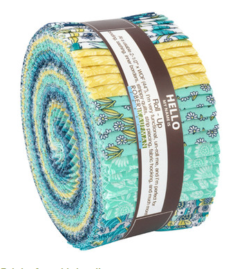 Delphine Colorstory Breeze Roll Ups 749 40