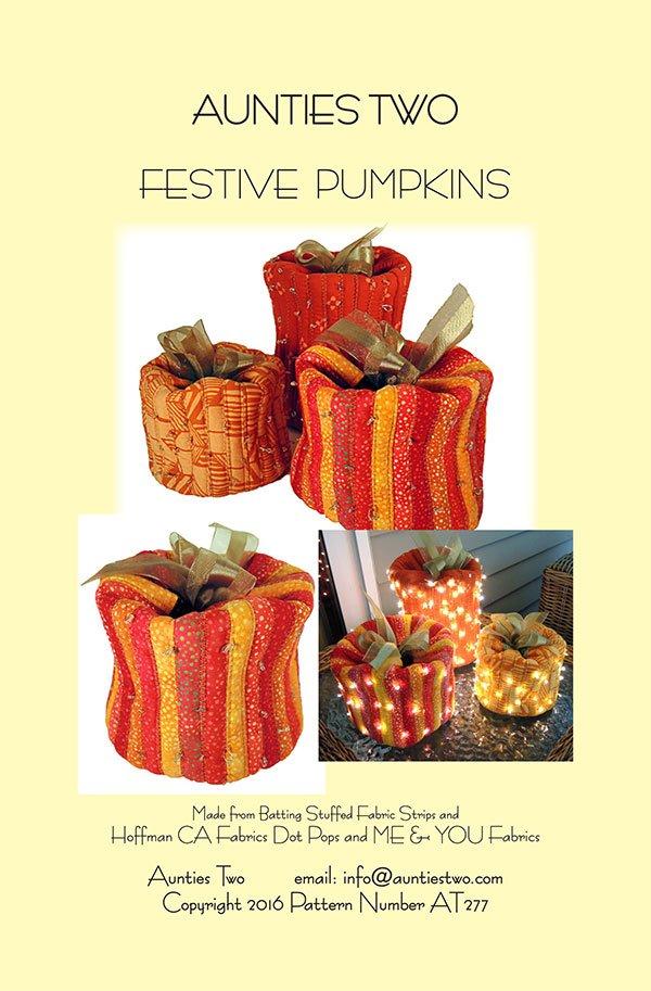 Festive Pumpkins AT 277
