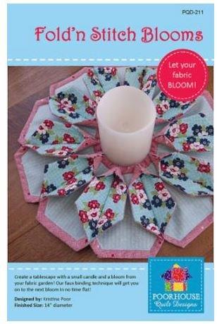 Fold'n Stitch Blooms PQD 211