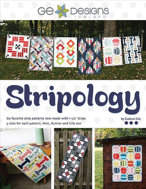Stripology Book GE 508