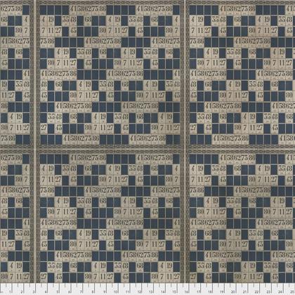 Dapper Game Cards Blue PWTH065.8BLUE