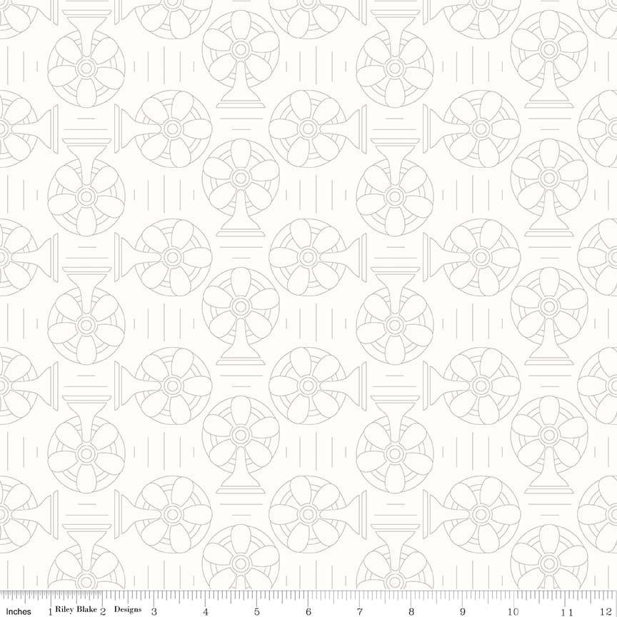 BEE BACKGROUNDS COOL GRAY C6390-GRAY