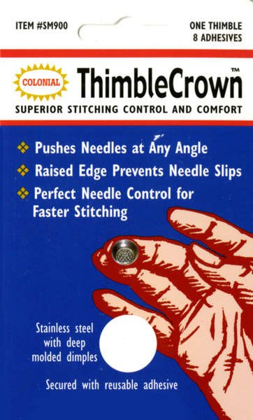 Colonial Needle Thimble Crown SM900