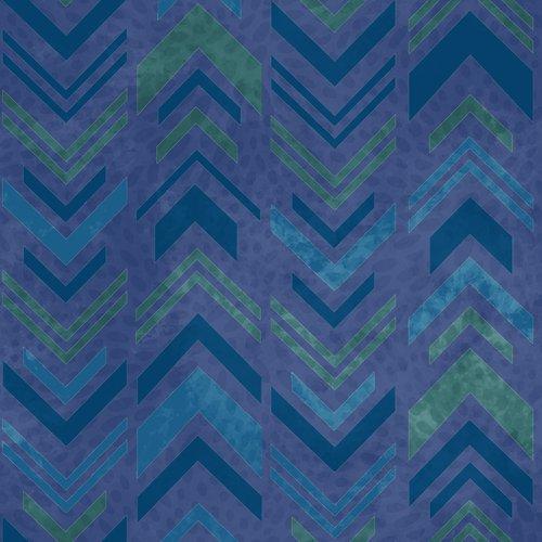 Tessellations Broken Chevron Purple 9408 55