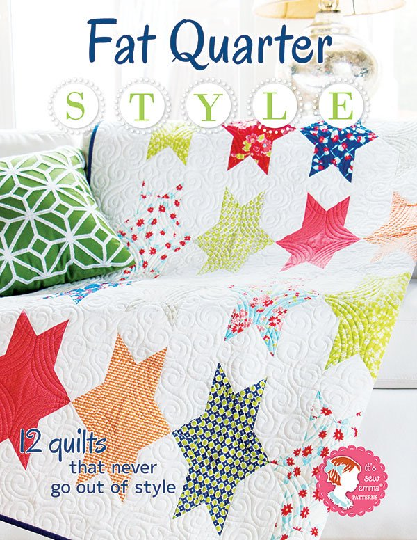 Fat Quarter Style Book by It's Sew Emma ISE 904
