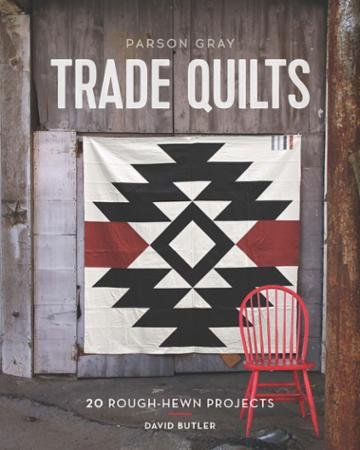 Parson Gray Trade Quilts CB 4482