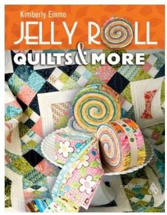 Jelly Roll Quilts & More AQS 8146