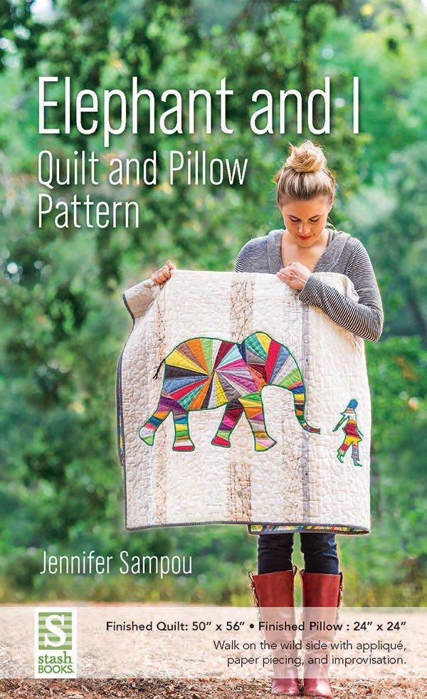Elephant And I Pattern Jennifer Sampou 80066
