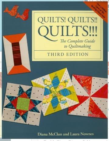 Quilts! Quilts!! Quilts!!! BP8357