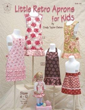 Little Retro Aprons For Kids TMB166