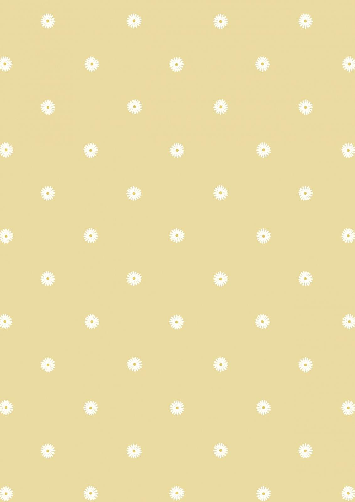 Jolly Spring Daisy Yellow