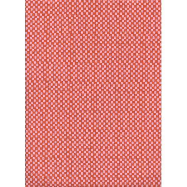 Amalfi Checkers Pink AB8049-002