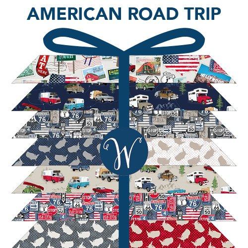 American Road Trip by Windham Fabrics