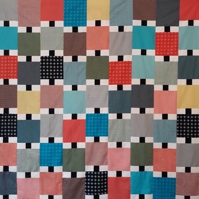 Uppercase Vol 3 Beaded Quilt Kit