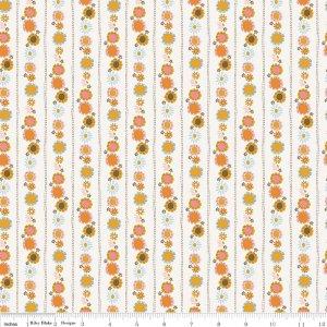 Cream Guinevere Daisy Chain C7095-CREAM