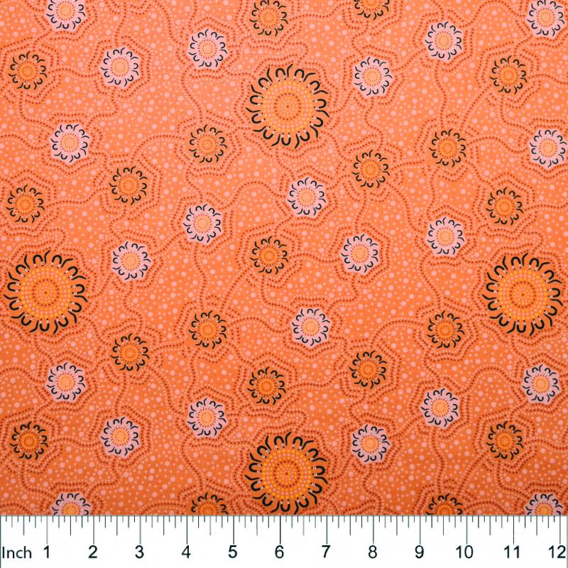 M&S Textiles Caming Ground Noble Gold CGNGO