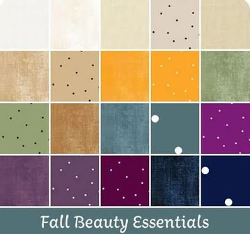 Fall Beauty 2.5 Strip Pack 842-64-842