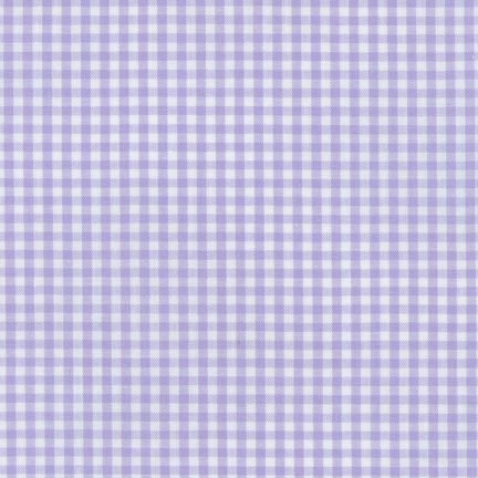 Carolina Gingham 1/8 Lavender 5689 7