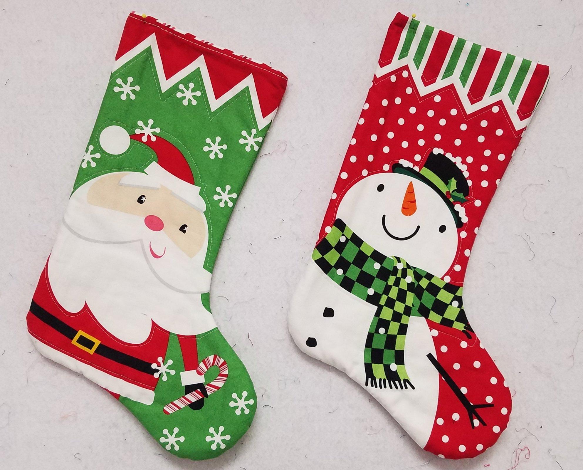 Christmas Stocking Samples