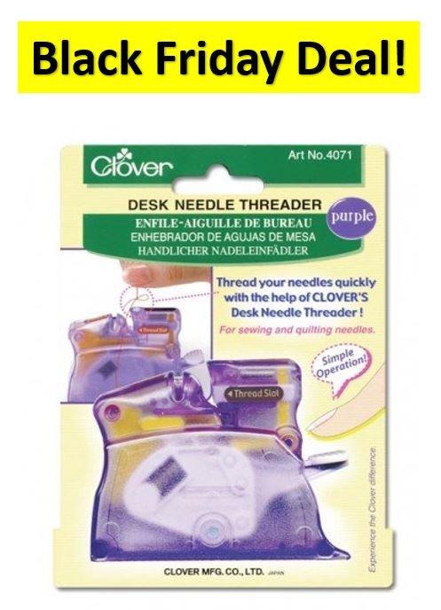 Clover Desk Top Needle Threader