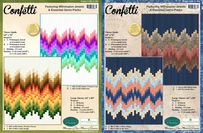Confetti Pattern