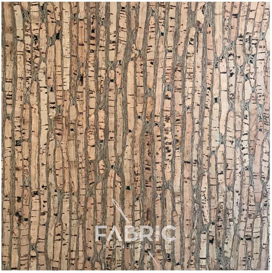 Cork Fabric Birch 18 X 27