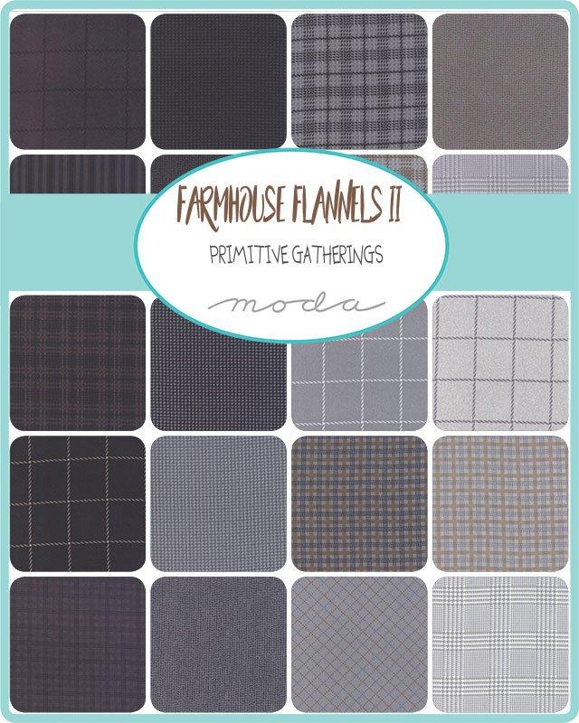 Farmhouse Flannels by Moda Fabrics