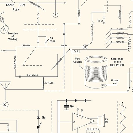 Frequency Circuitry Cream 26509 E 150