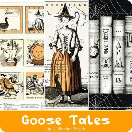 Goosetales by Riley Blake