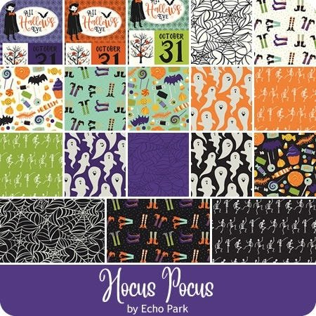 Hocus Pocus by Riley Blake
