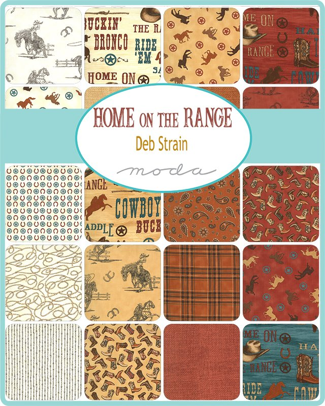 Home on the Range Coming April 2021