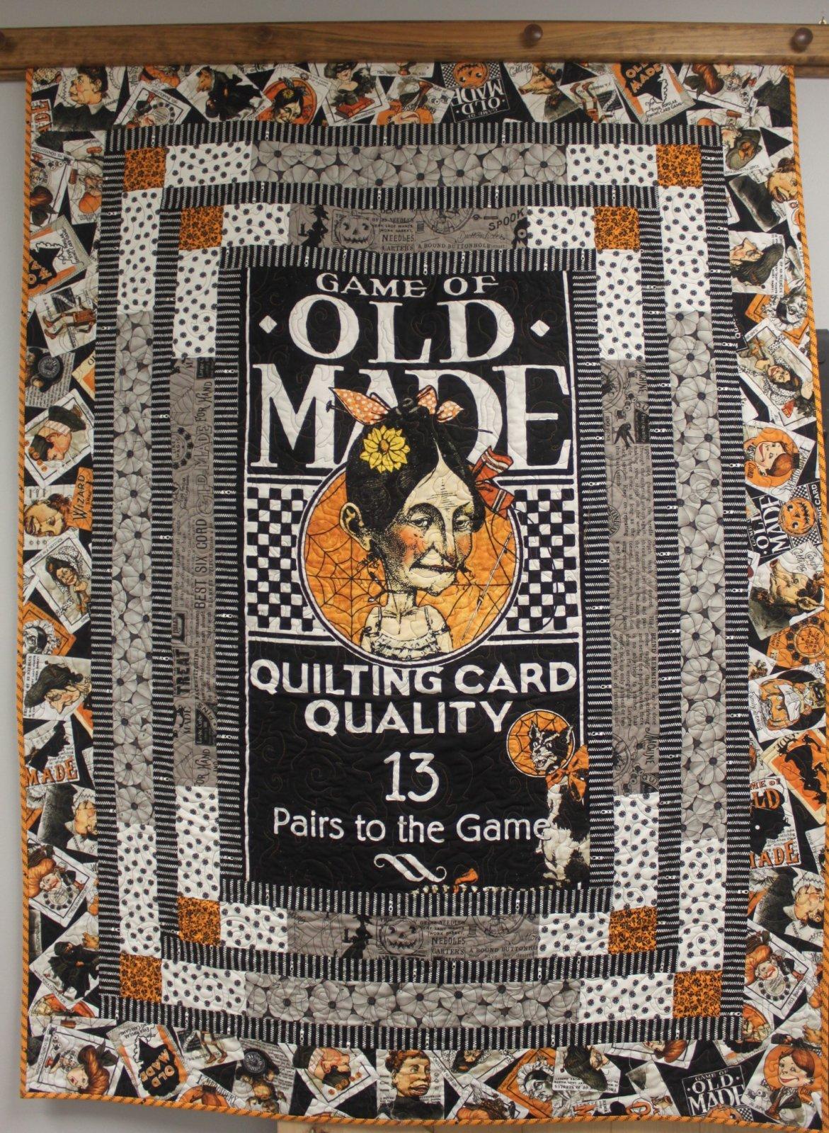 Old Made Bevels Quilt Kit