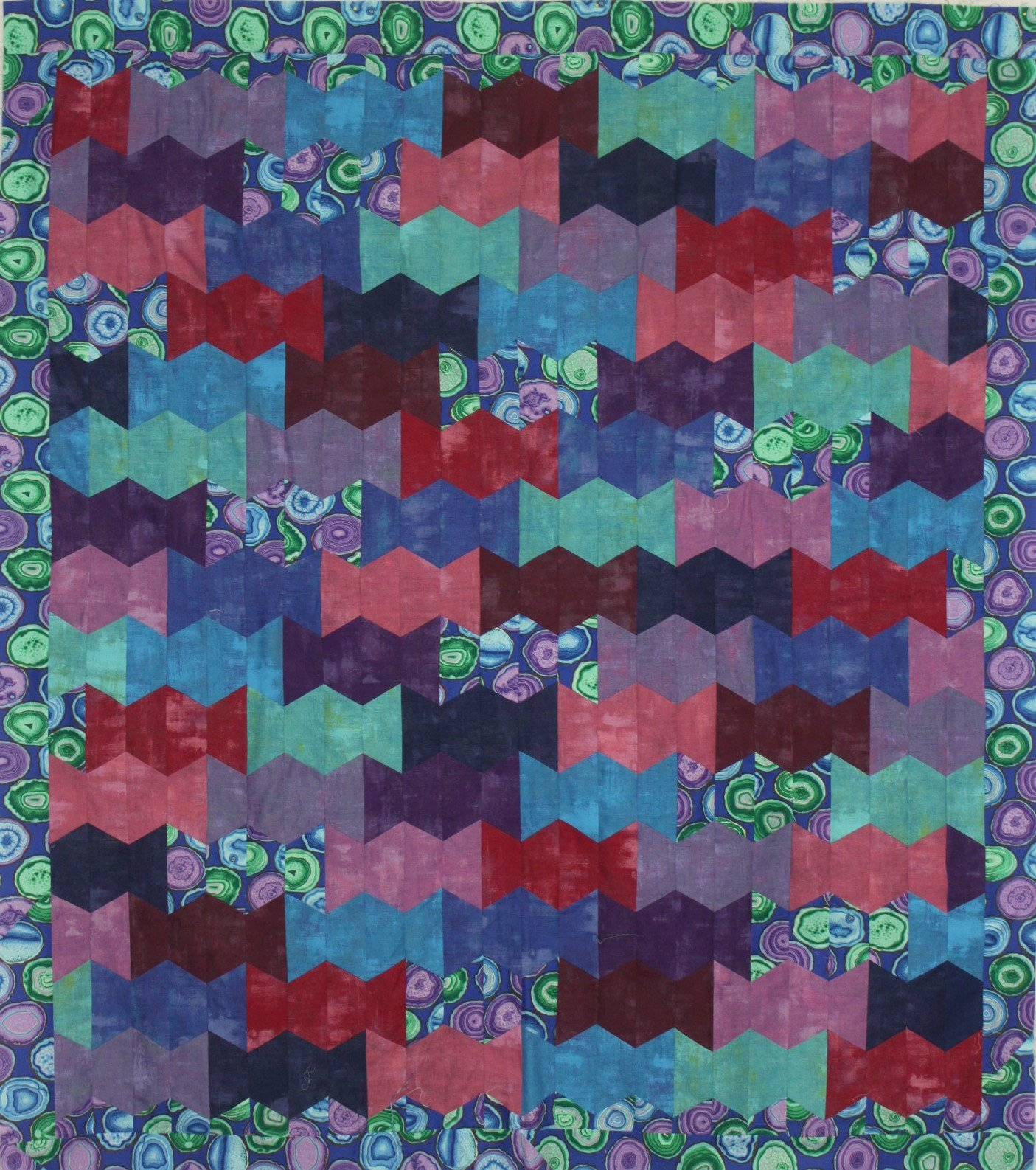 Taffy Jelly Roll Quilt Kit