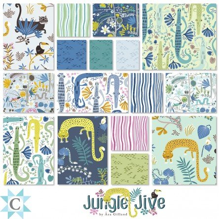 Jungle Jive by Clothworks