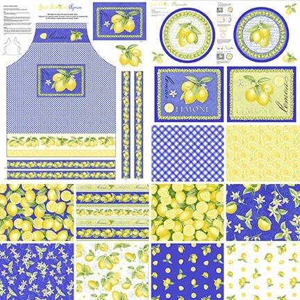 Just Lemons by Henry Glass