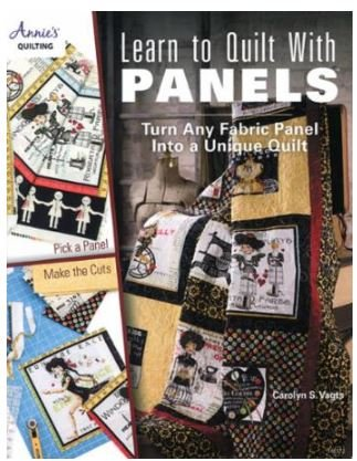 Learn To Quilt With Panels AS 141372