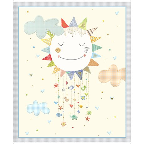 Lil' Sunshine by Quilting Treasures