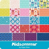 Midsommar by Pippa Shaw for Figo Fabrics