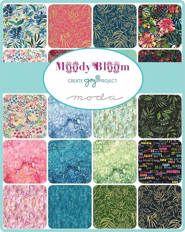 Moody Bloom by Moda Fabrics