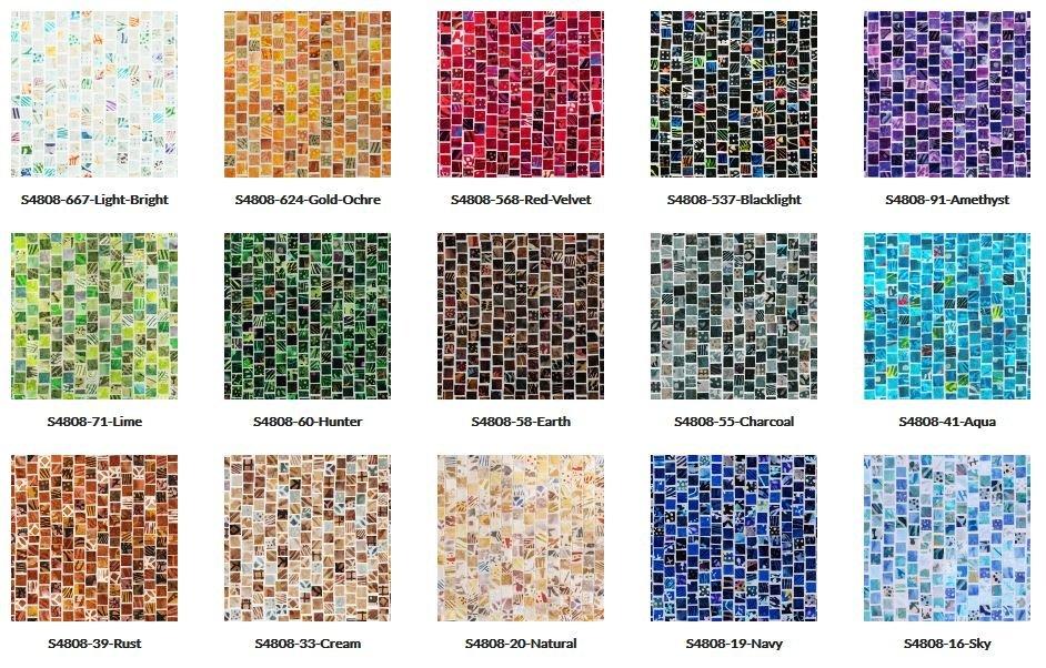 Mosaic by Hoffman Fabrics