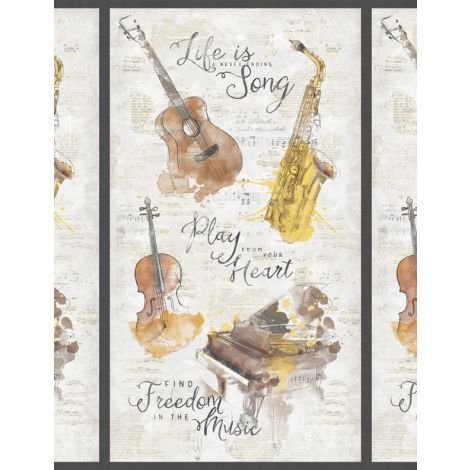Musical Gift by Wilmington Prints