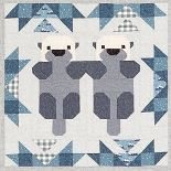 North Stars Block Olive & Oswald Otter Kit