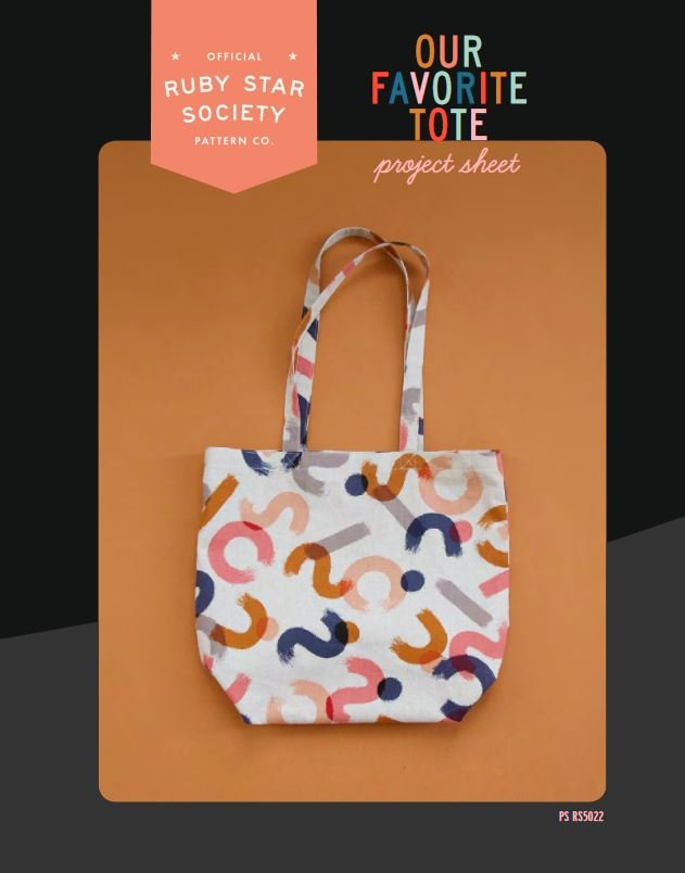 RSS Our Favorite Tote Free Pattern Download