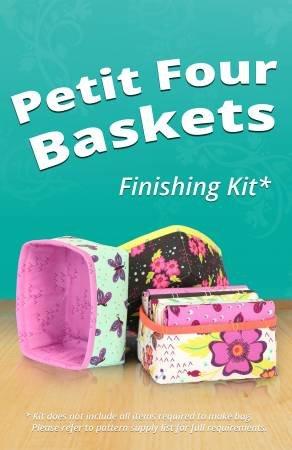 Petit Four Baskets Finish Kit PBA 271FK