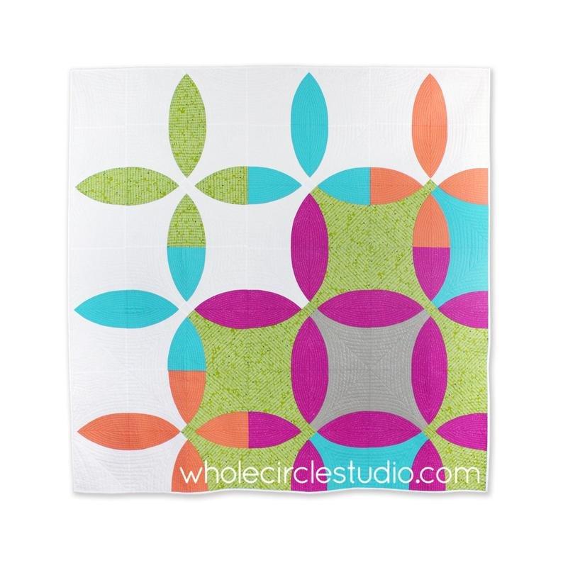 Picnic Petals Quilt WCS 003