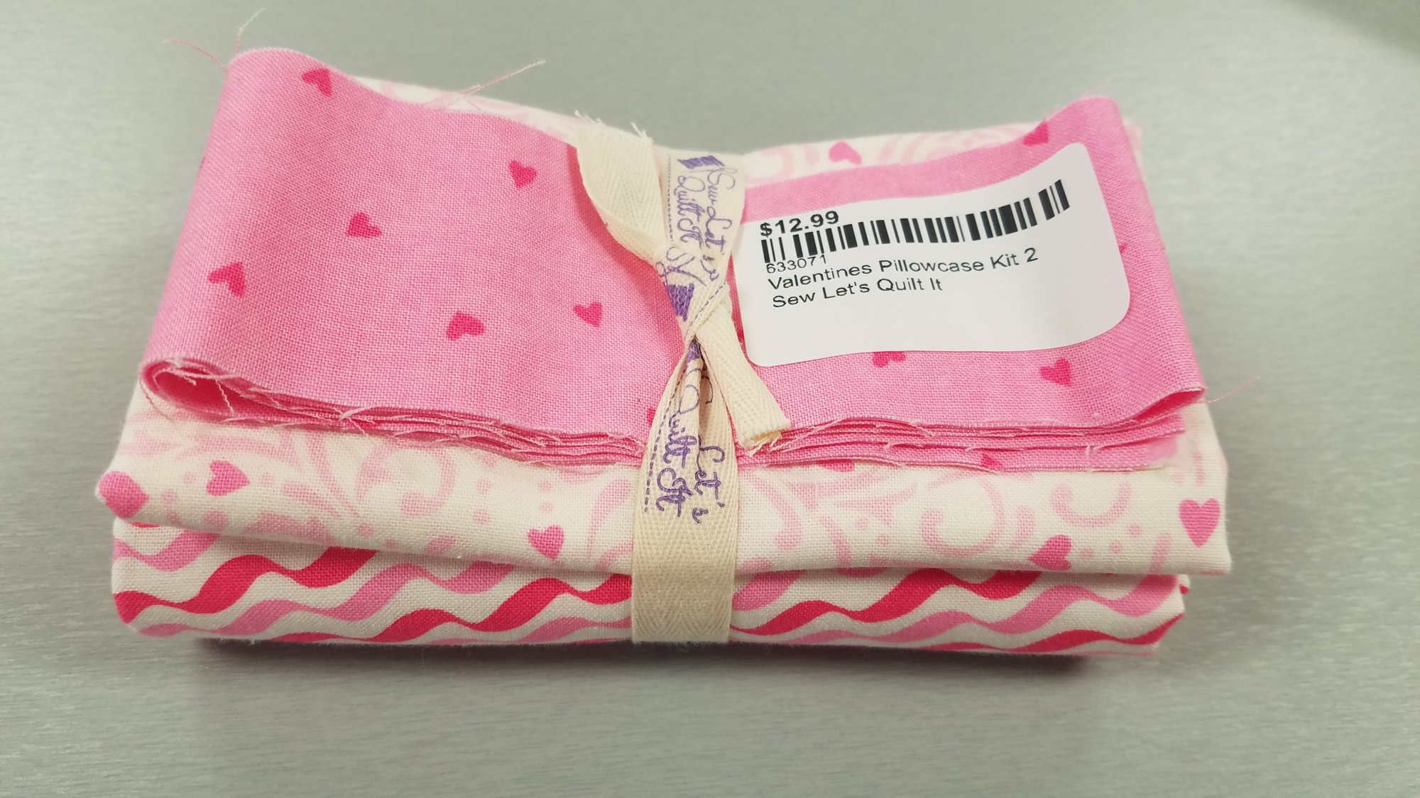 Valentines Pillowcase Kit 2