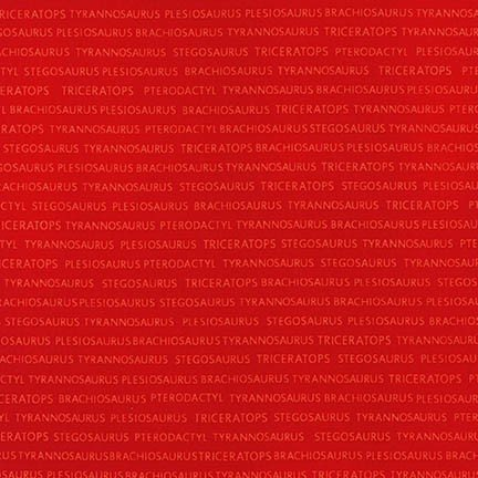 Prehistoric Pals Red 18277 3