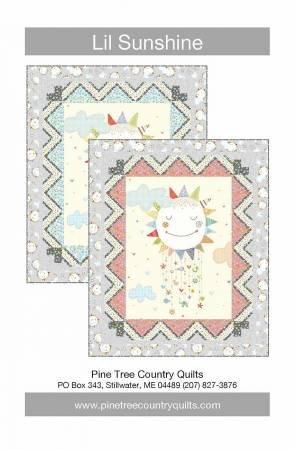 Lil Sunshine Quilt Kit