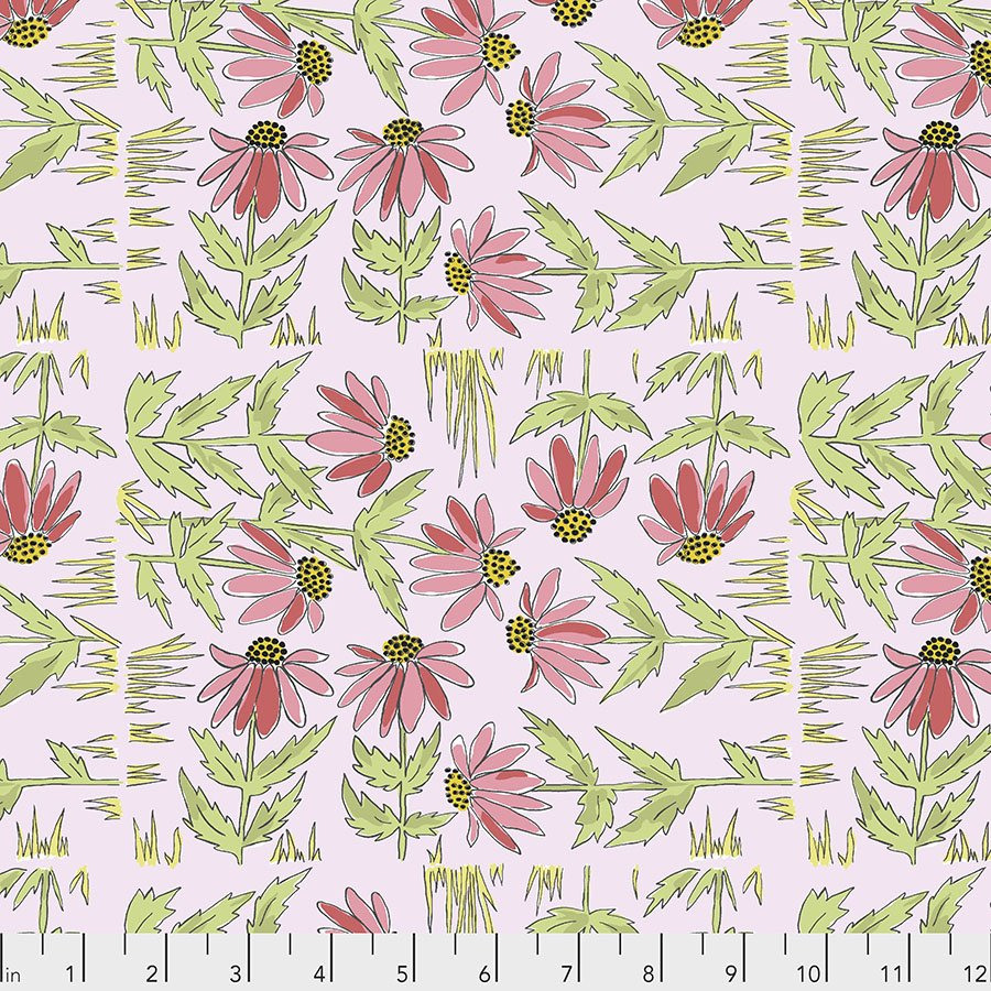 Color Fusion Daisy Pink PWLH018 Pink