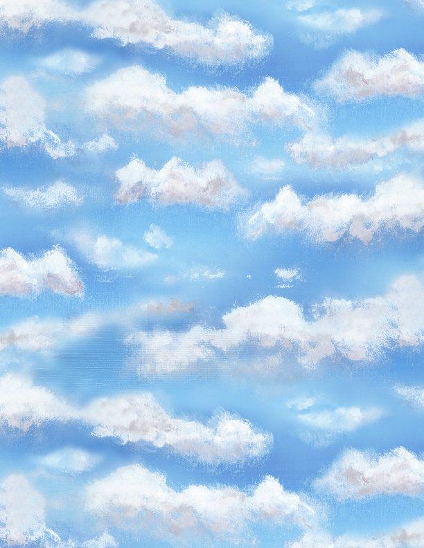 Autumn Grove Sky Blue 72270 441